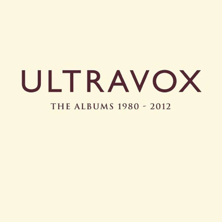 The Albums 1980 – 2012