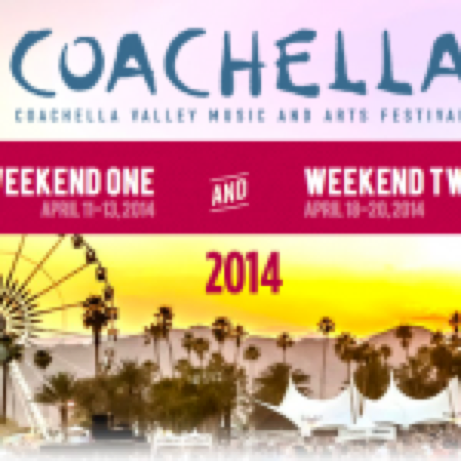 Il programma completo del Coachella Festival 2014