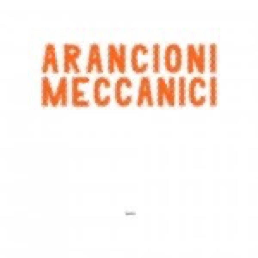 Arancioni meccanici – Nero