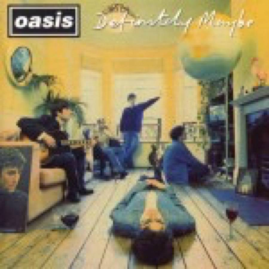 Definitely Maybe (Deluxe Edition) [Remastered]