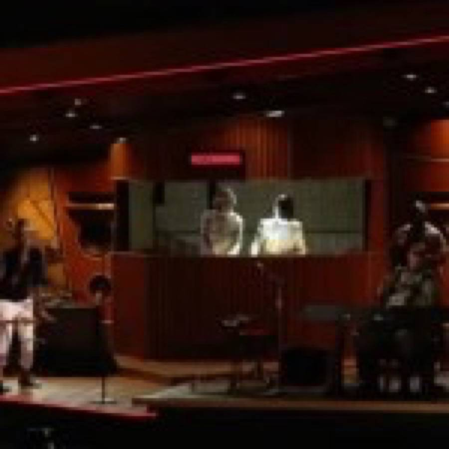 """La versione """"rehearsal"""" di Get Lucky ai Grammy Award 2014"""