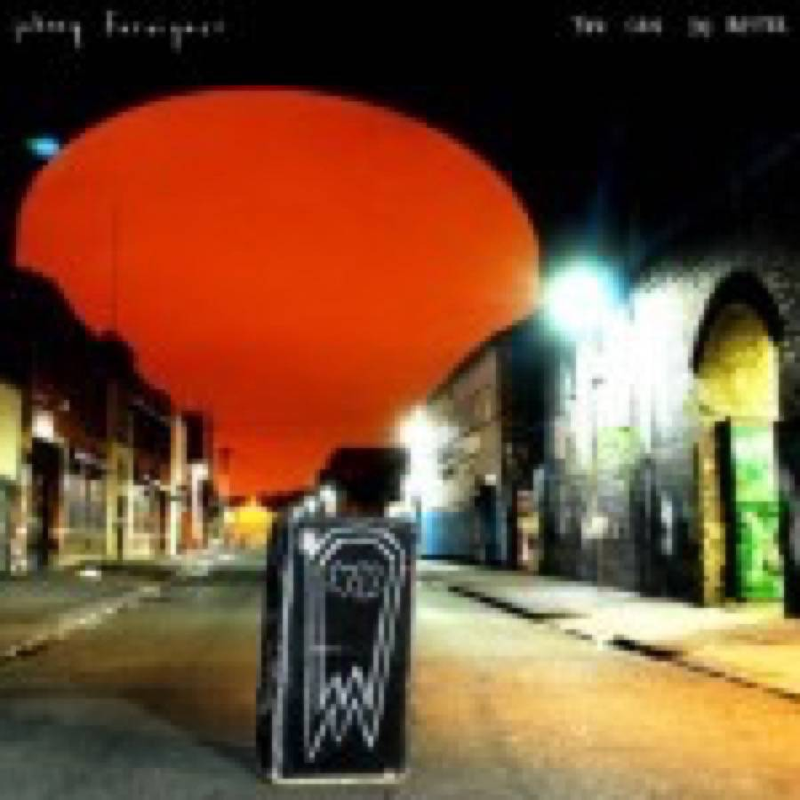 Johnny Foreigner – You Can Do Better
