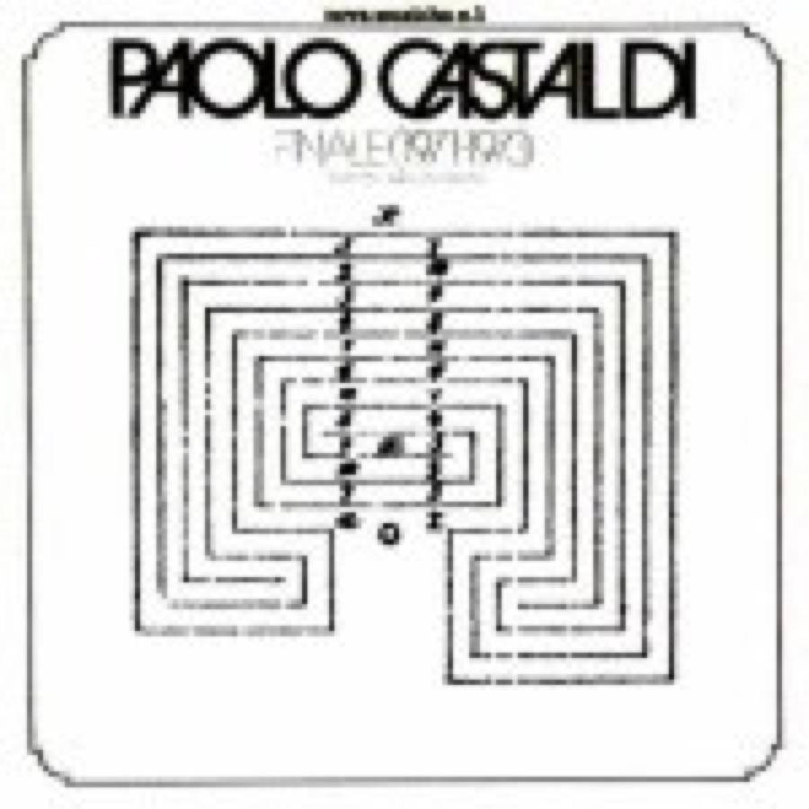 Paolo Castaldi – Finale