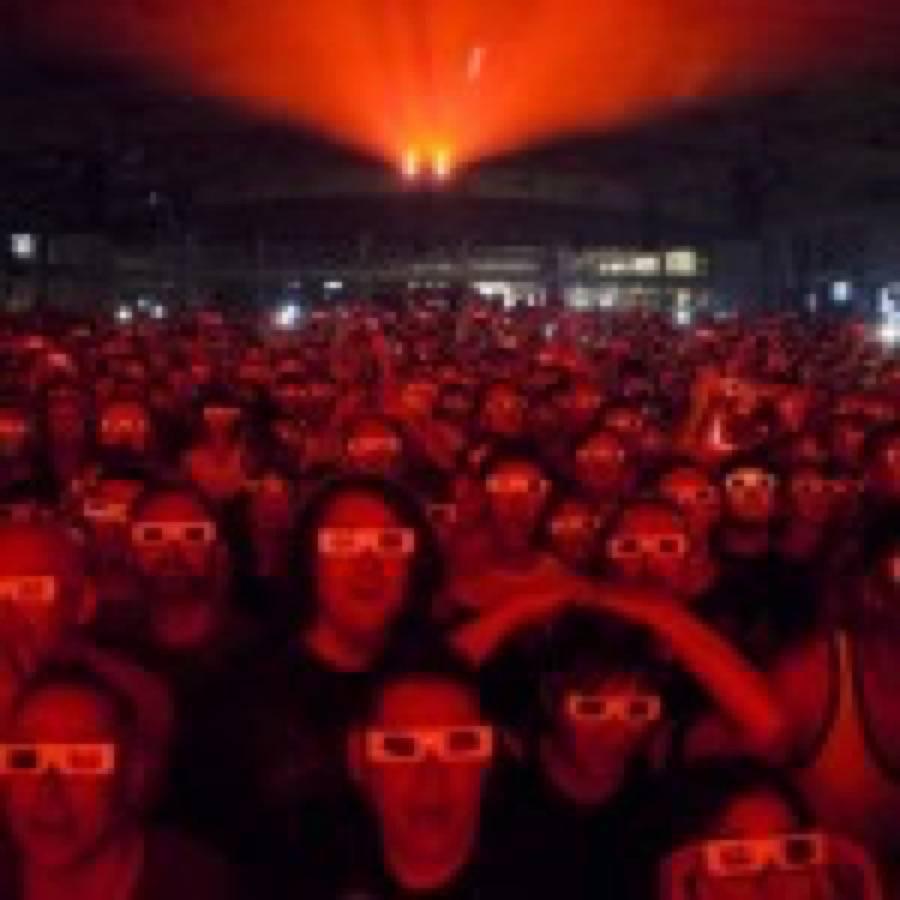 Kraftwerk 3D show. Unica data italiana a Firenze