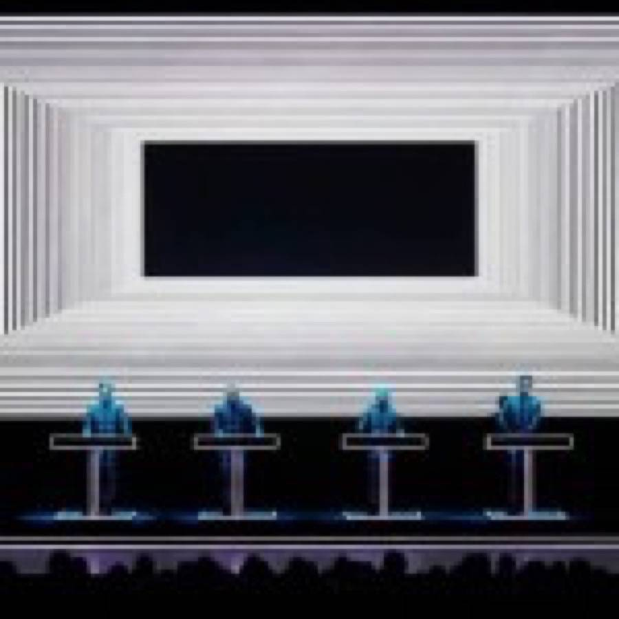 Kraftwerk, Computer World, Techno Pop, OGR – Officine Grandi Riparazioni Torino & Club To Club, The Catalogue – 1 2 3 4 5 6 7 8, 6 novembre 2017