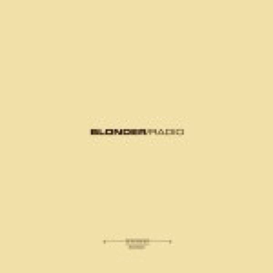 Blonder – Radio EP
