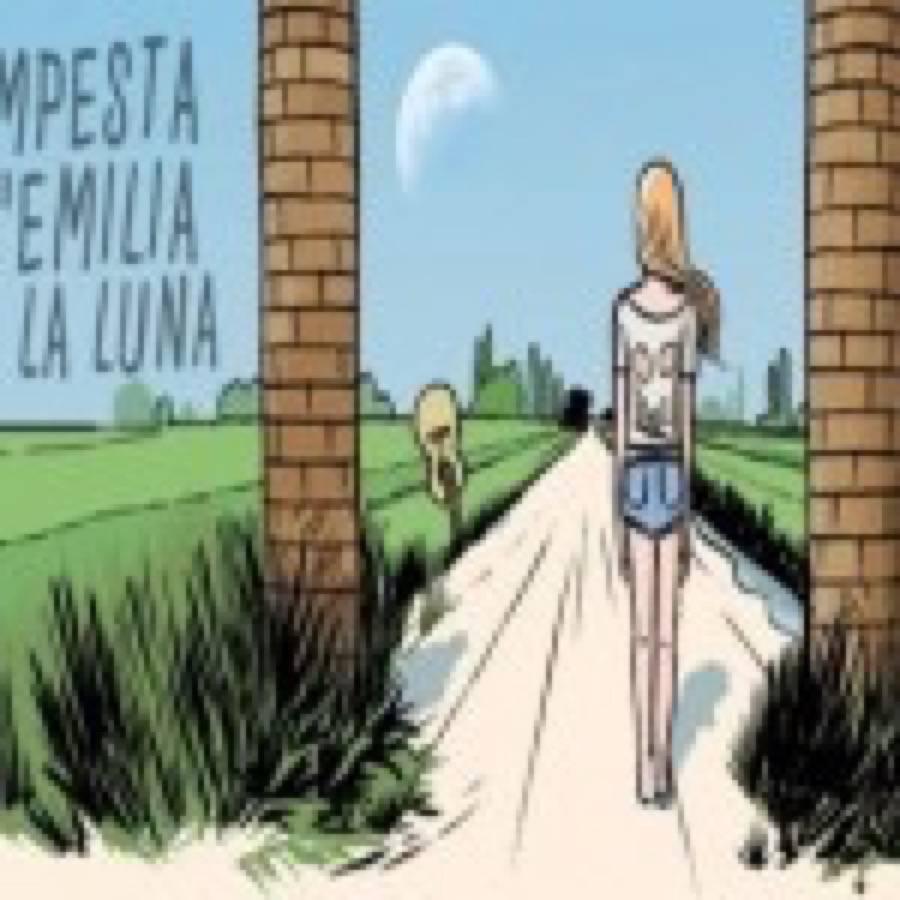 La Tempesta, l'Emilia, la Luna 2014