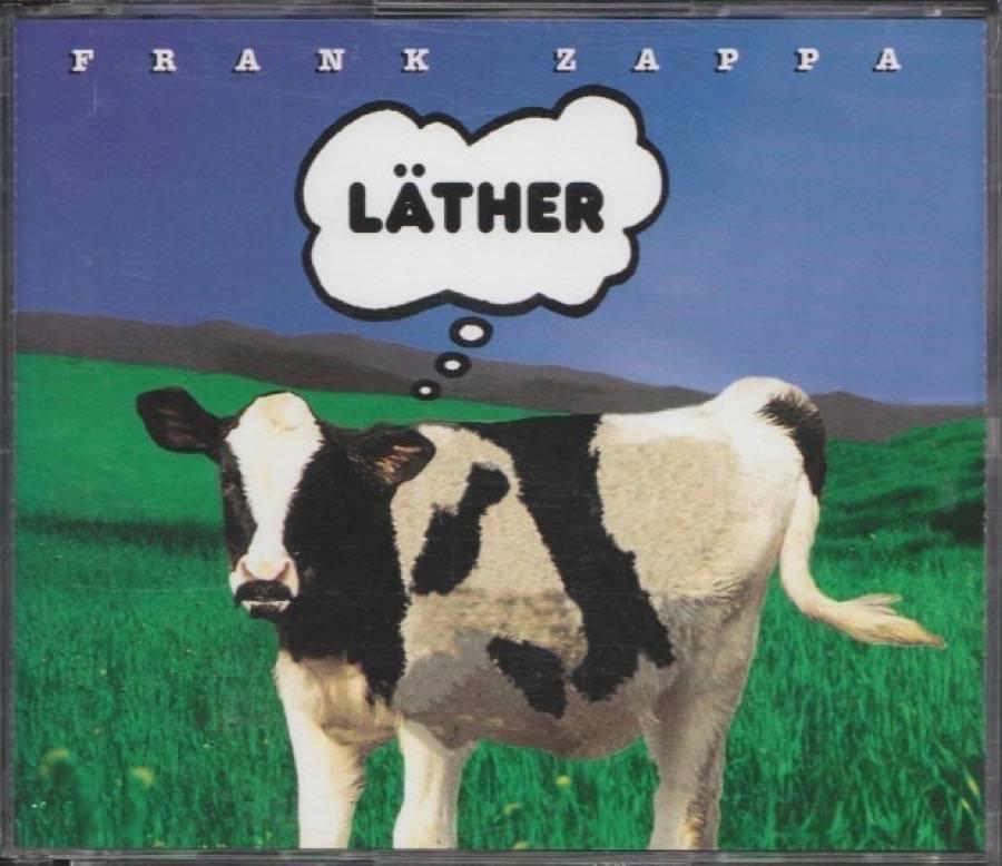 Frank Zappa Zappa Un Osso Duro Monografia