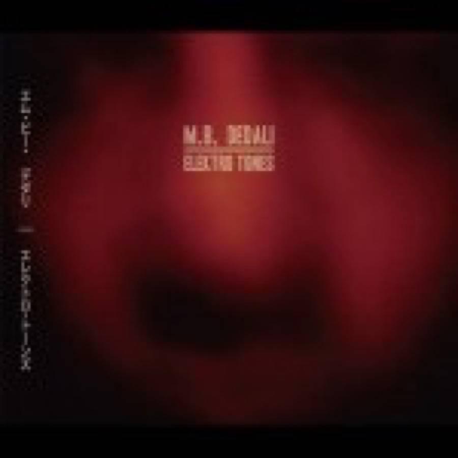 Elektro Tones – Maurizio Bianchi – Dedali