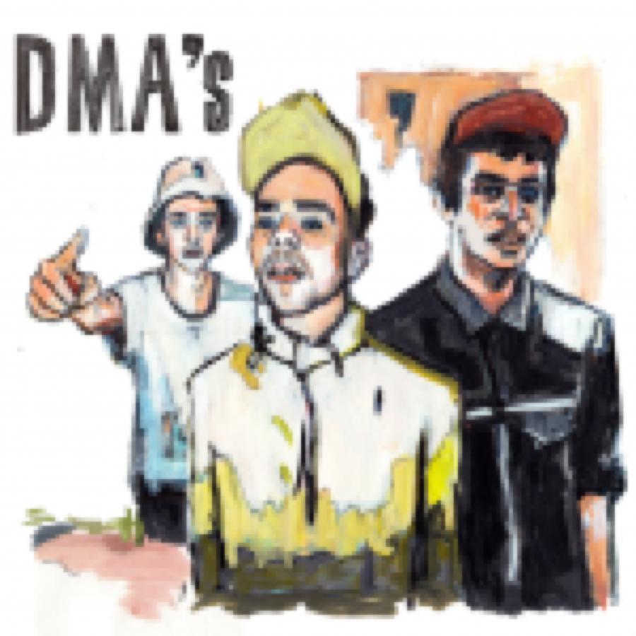 DMA's EP