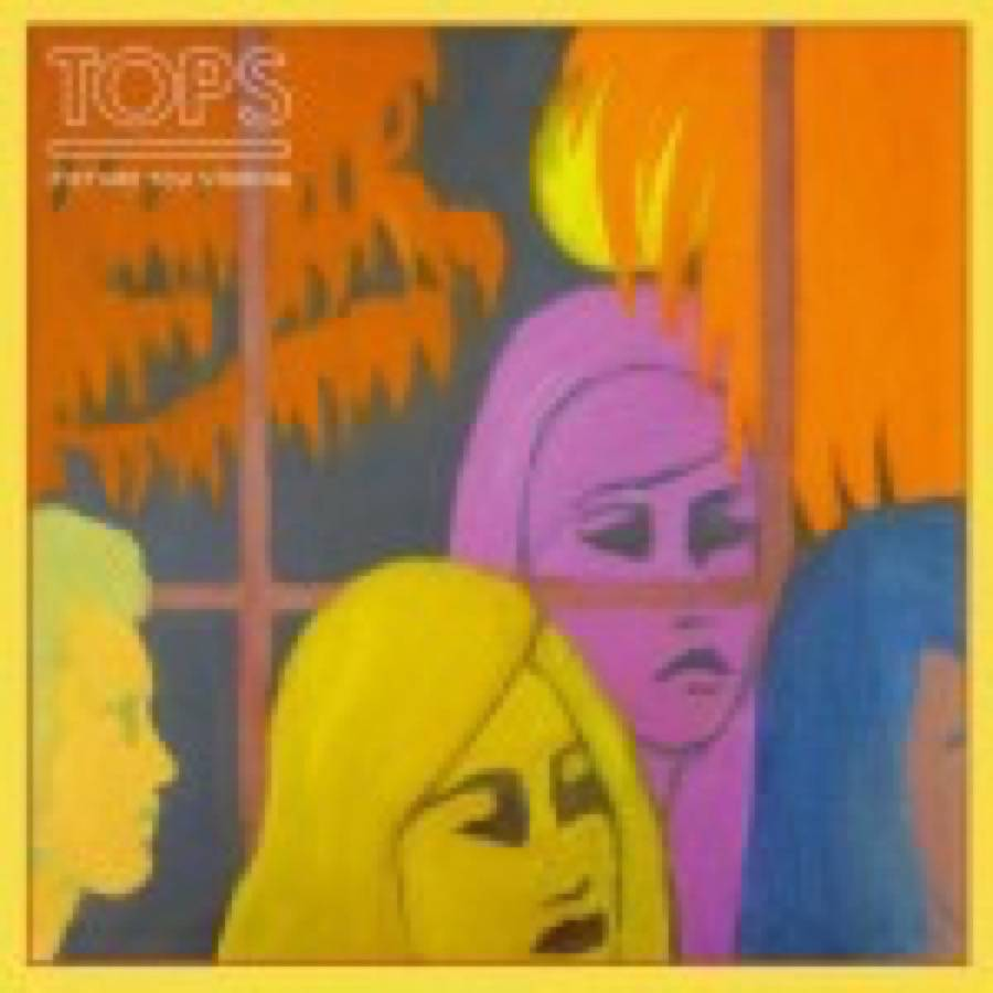 TOPS – Picture You Staring