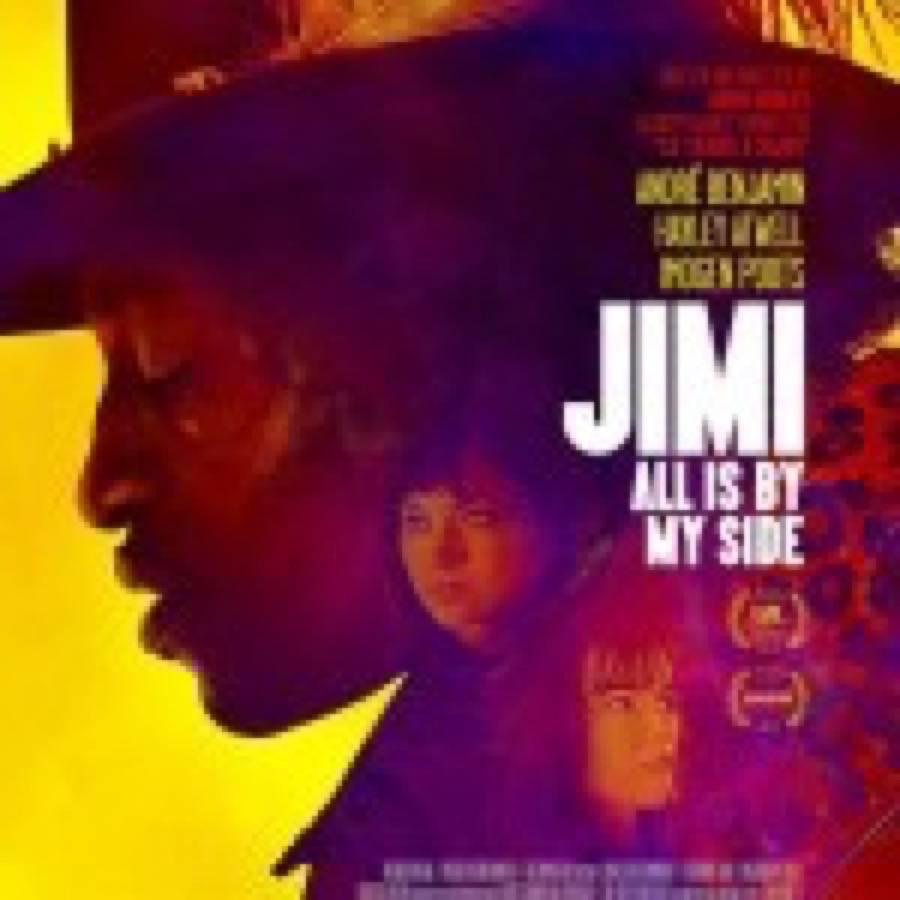 John Ridley – Jimi: All Is By My Side