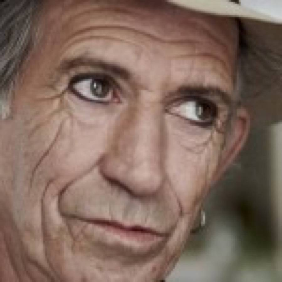 Happy Birthday, Keith Richards