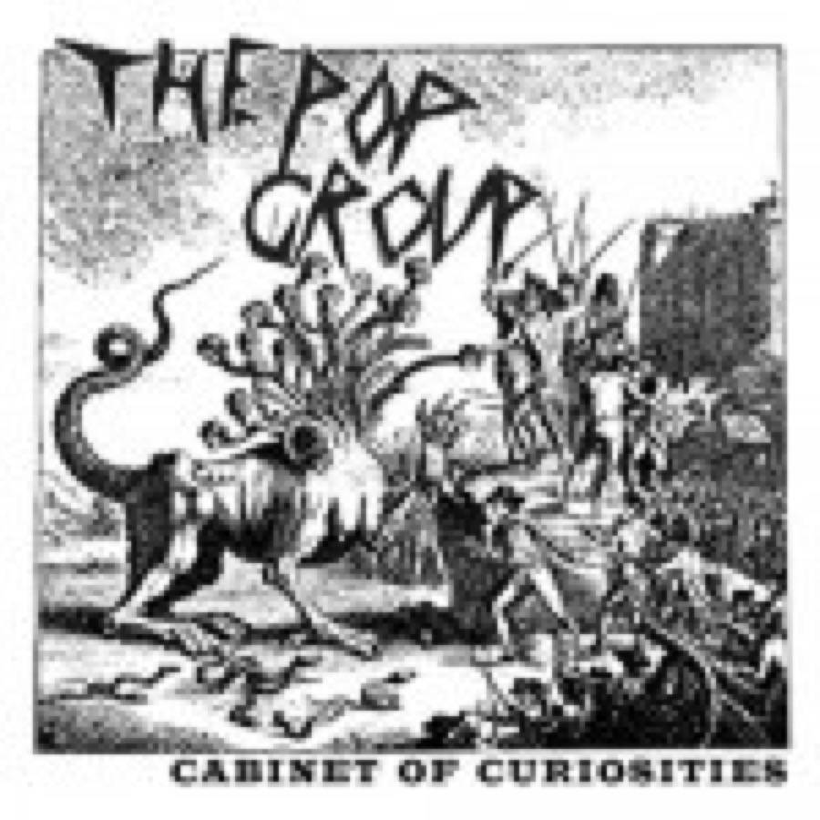 Pop Group – We Are Time / Cabinet of Curiosities