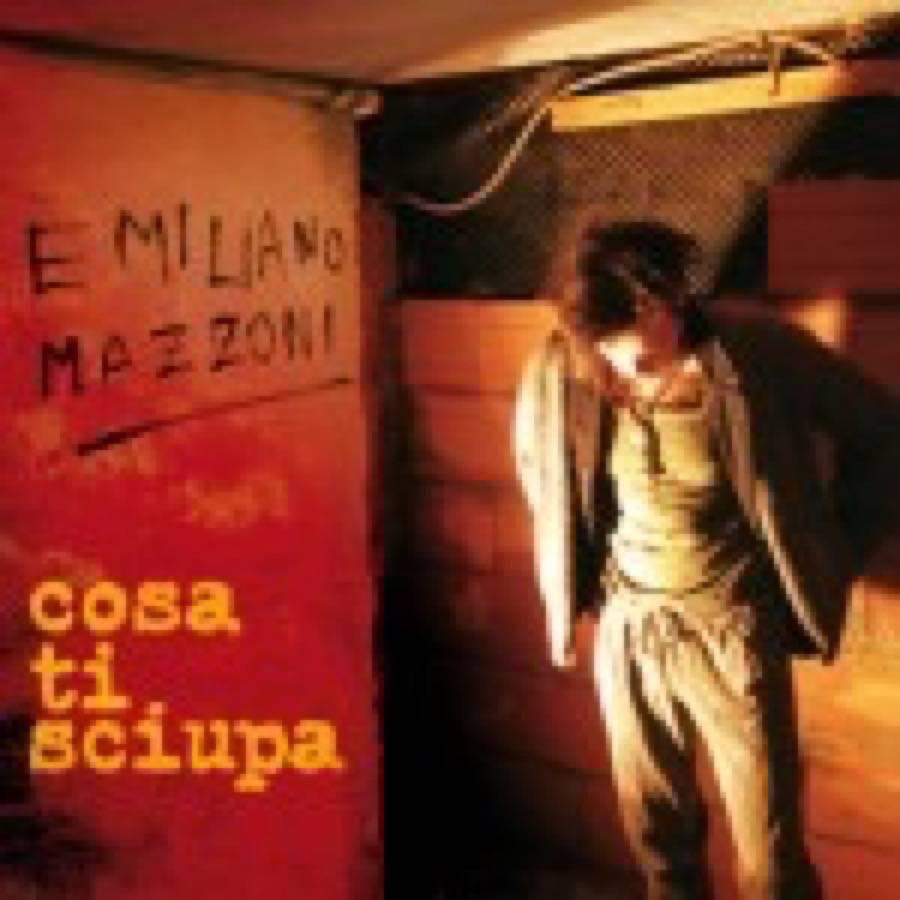 Emiliano Mazzoni – Cosa ti sciupa