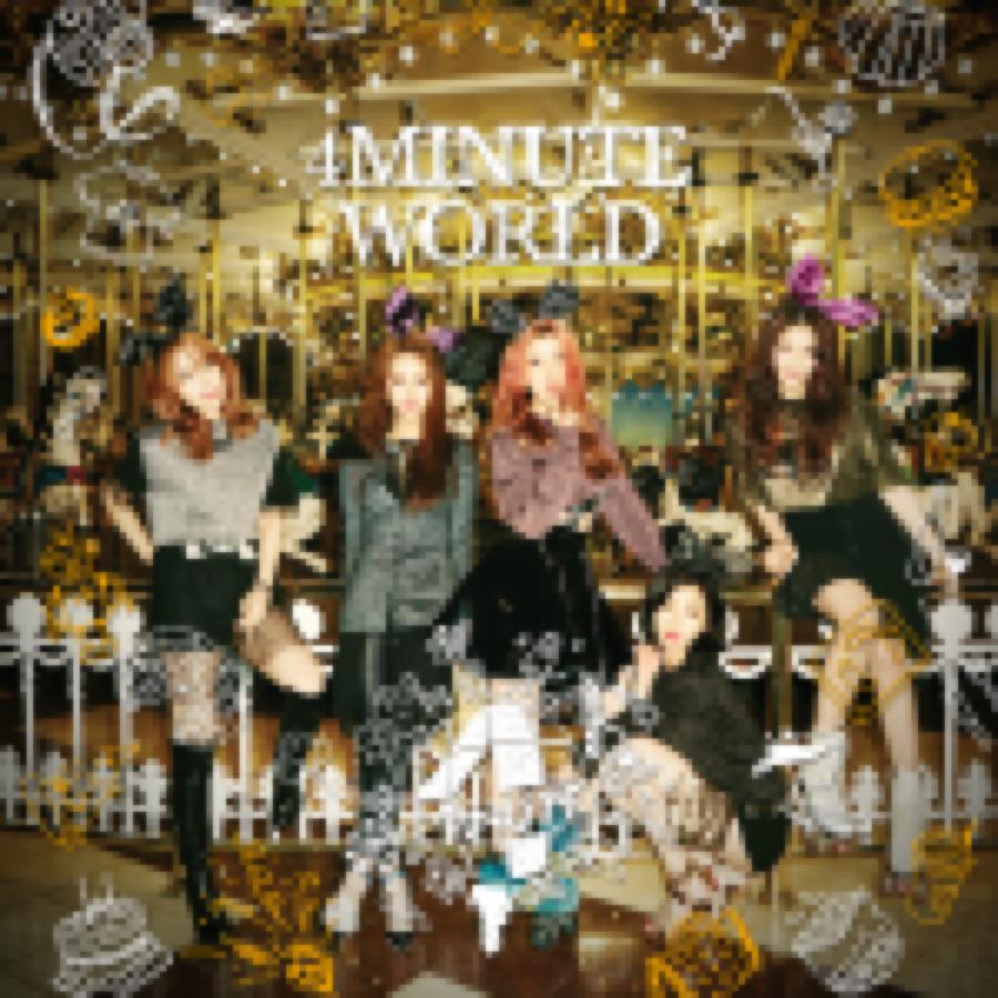 4Minute World