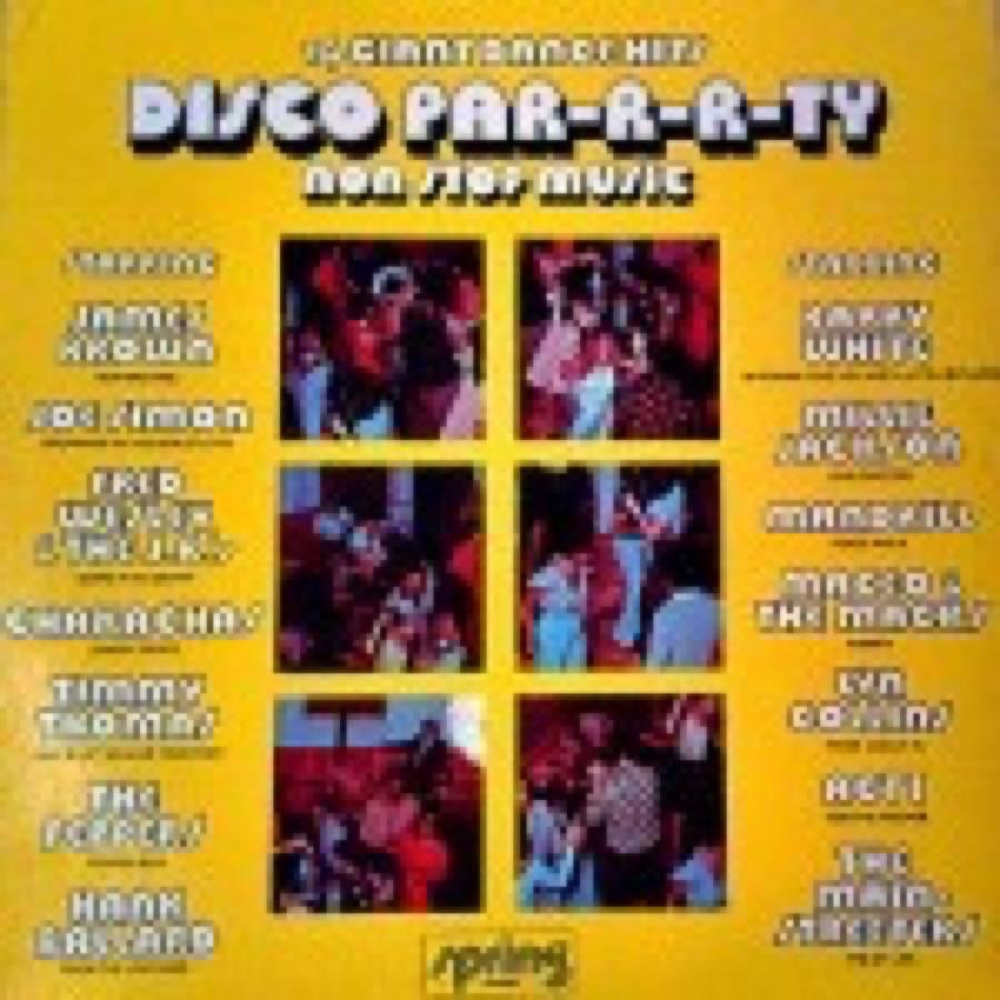 Disco Par-r-r-ty – Non Stop Music