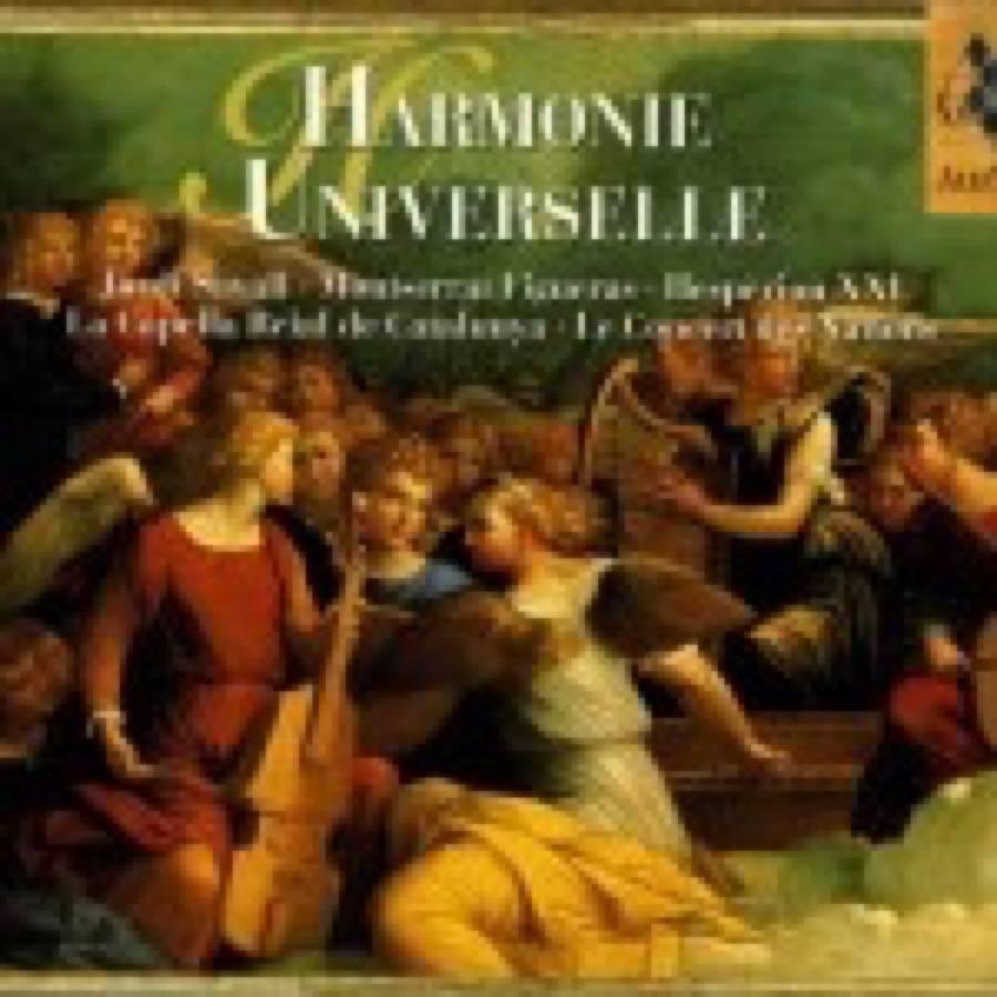 Harmonie Universelle (Portrait Alia Vox 1998-2001)