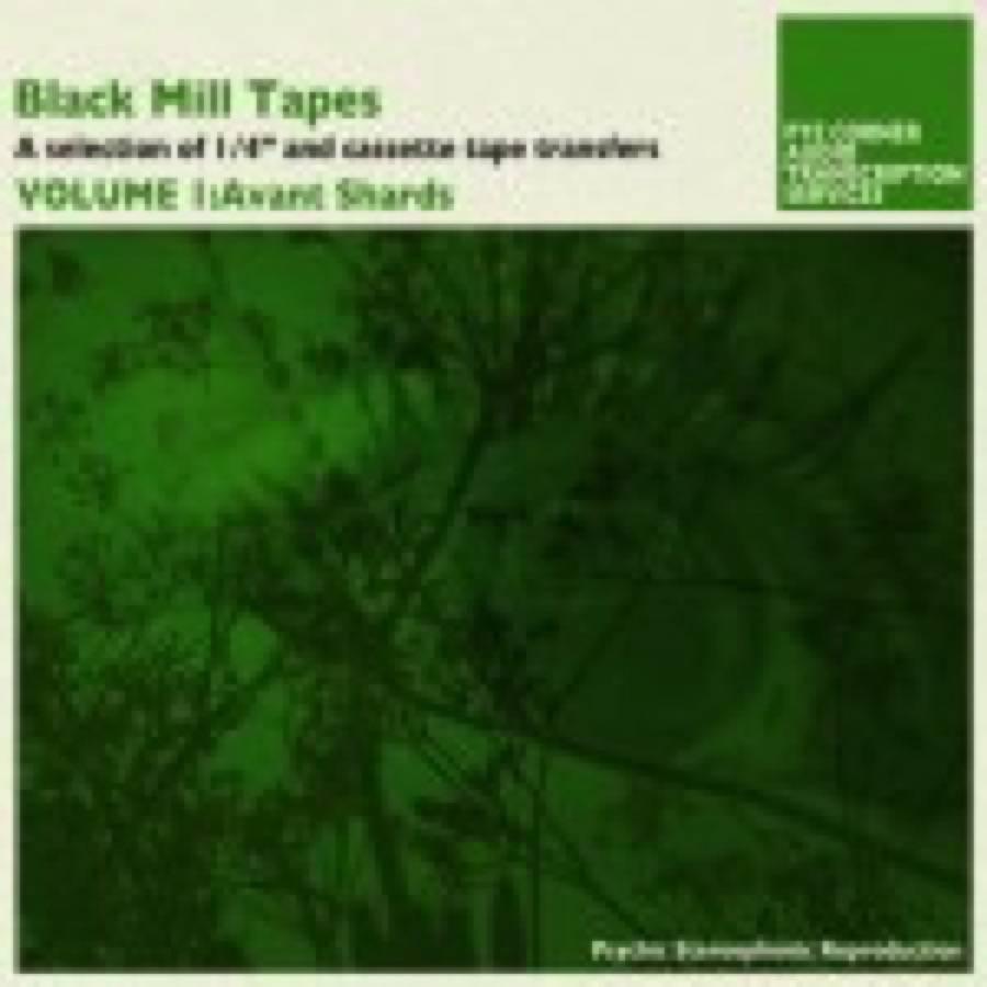 Black Mill Tapes Vol.1: Avant Shards