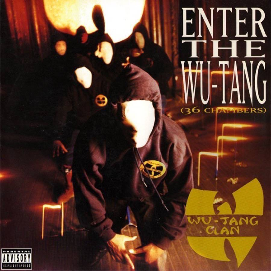 Wu Tang Clan Enter The Wu Tang 36 Chambers Album