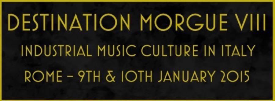 Destination Morgue Festival