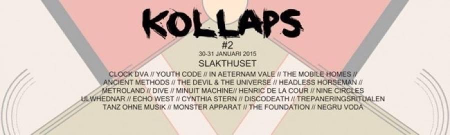 Kollaps 2 festival