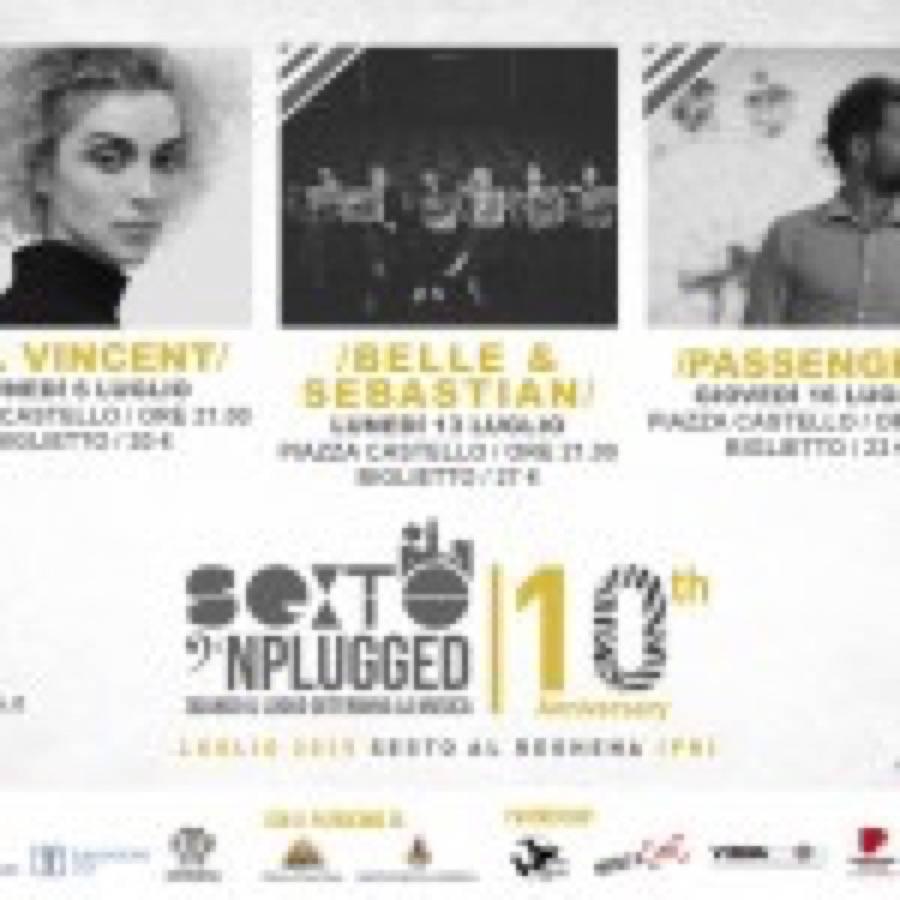 Sexto 'Nplugged 2015