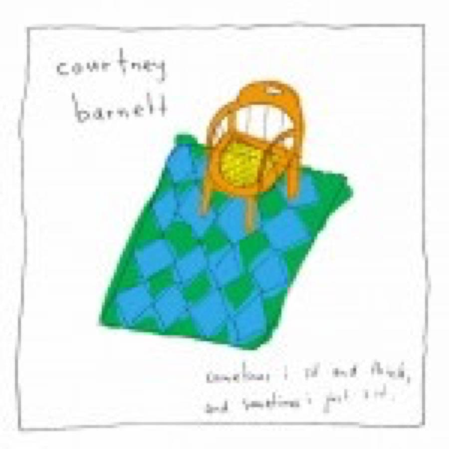 Courtney Barnett – Sometimes I Sit and Think, and Sometimes I Just Sit