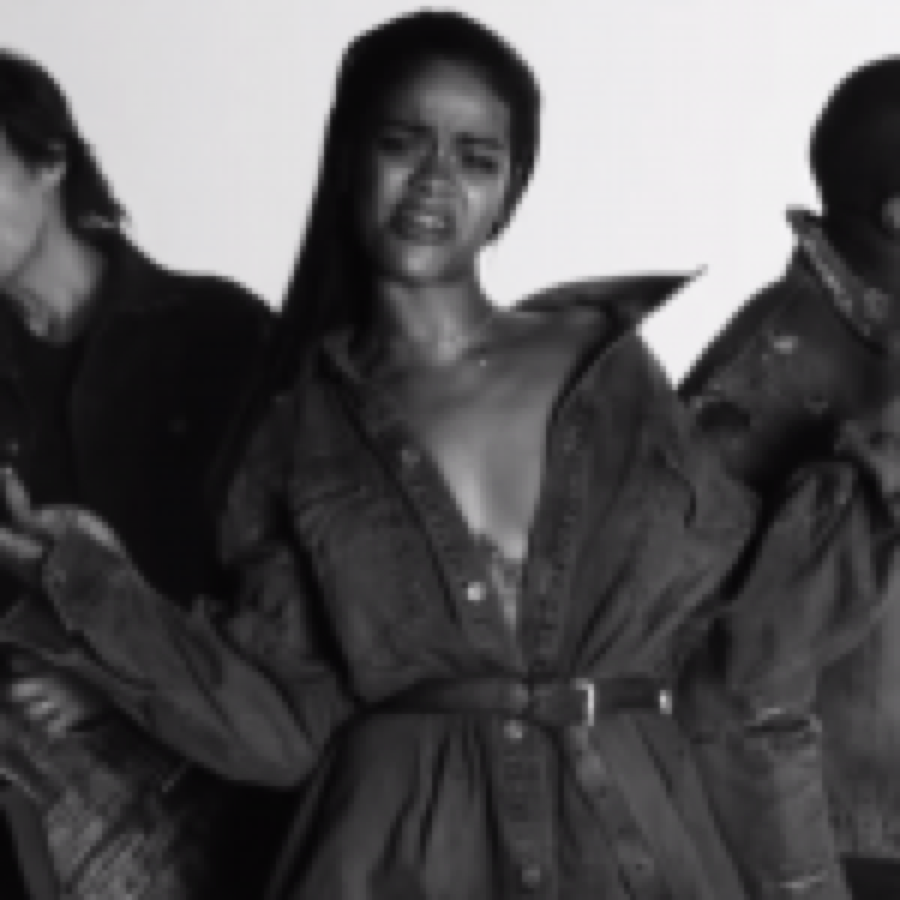 Rihanna ft. Kanye West and Paul McCartney – FourFiveSeconds