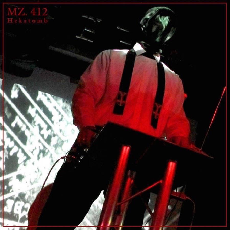 Mz.412 - Hekatomb cover