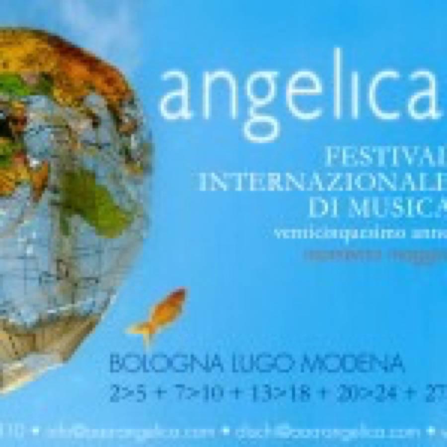 Angelica 25 – Festival Internazionale di Musica 2015