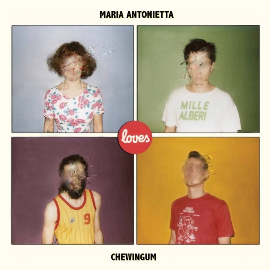 Maria Antonietta Loves Chewingum