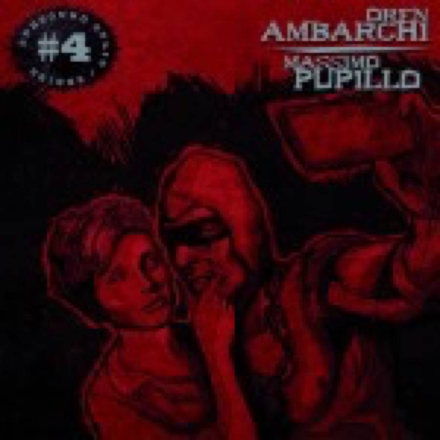 Oren Ambarchi / Massimo Pupillo – Subsound Split Series # 4