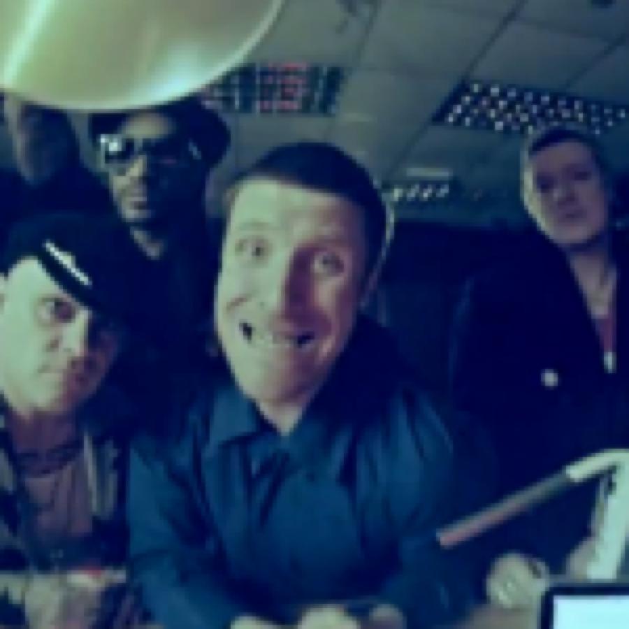The Prodigy feat. Sleaford Mods – Ibiza