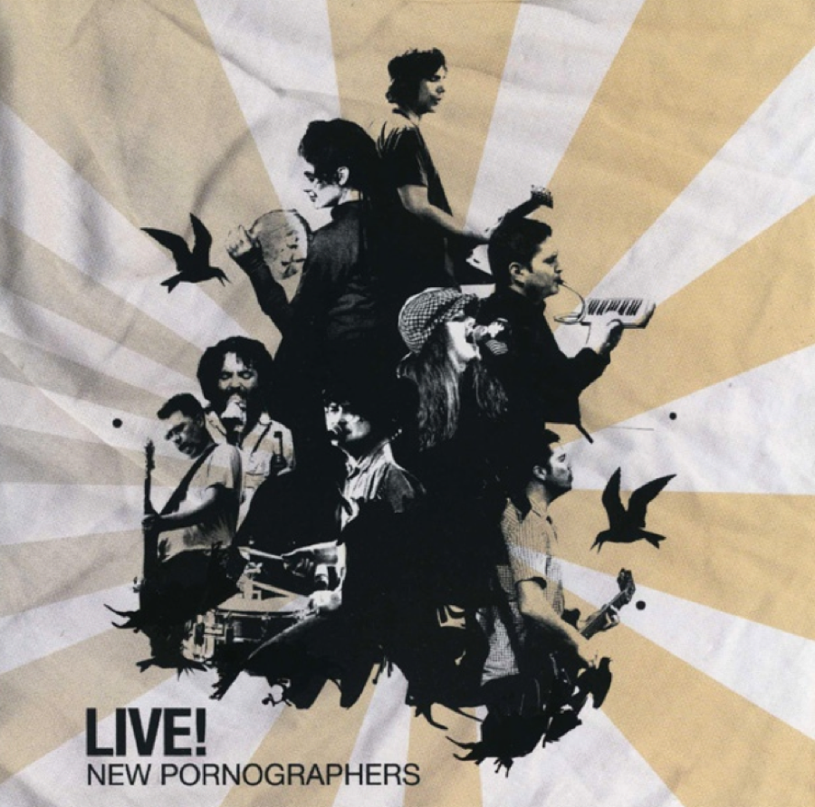 The New Pornographers - Live! | Album, acquista ...