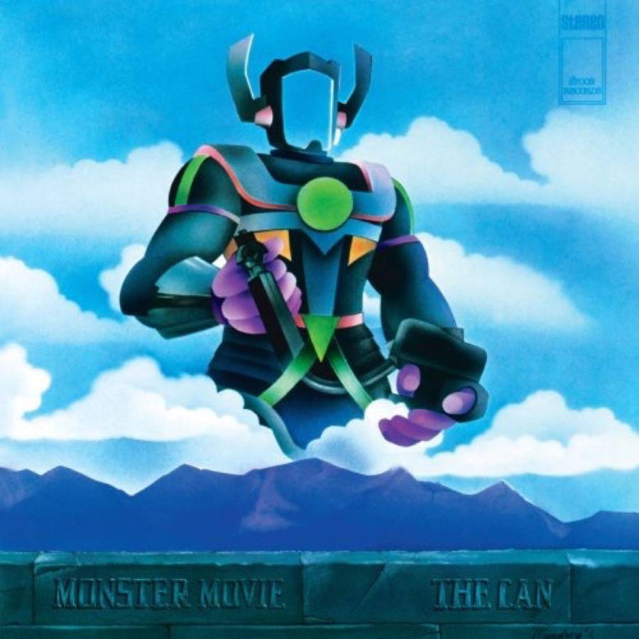 can-Monster movie