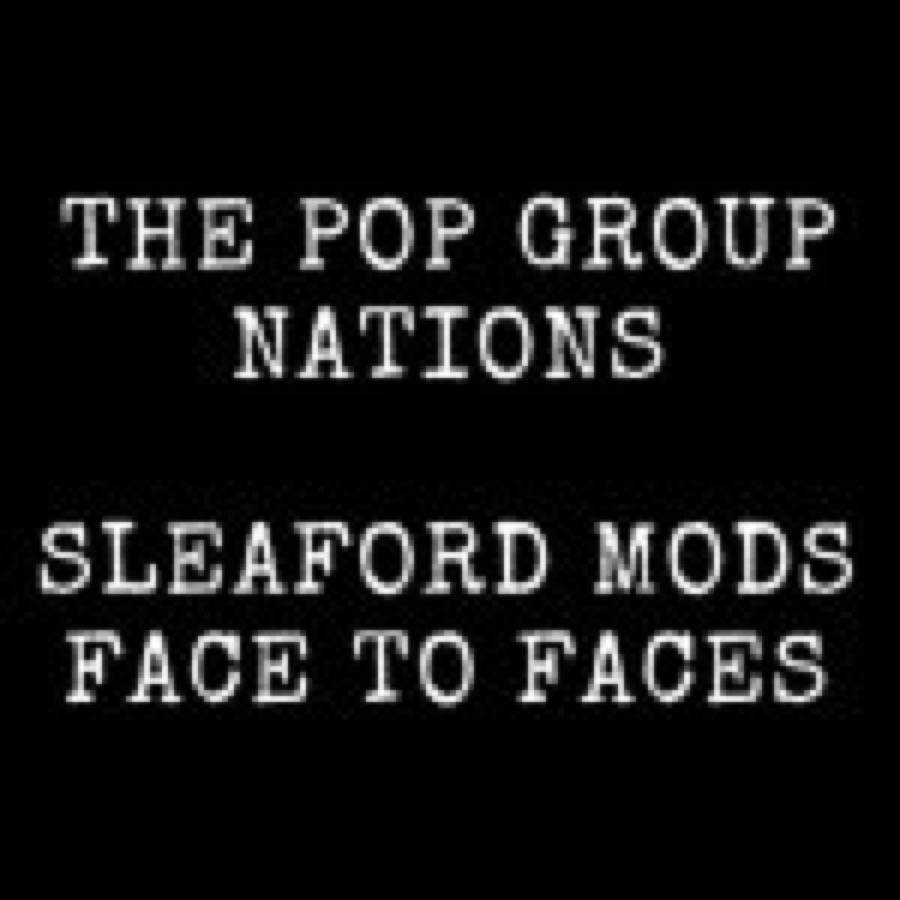 """Face To Faces / Nation Split 7"""""""