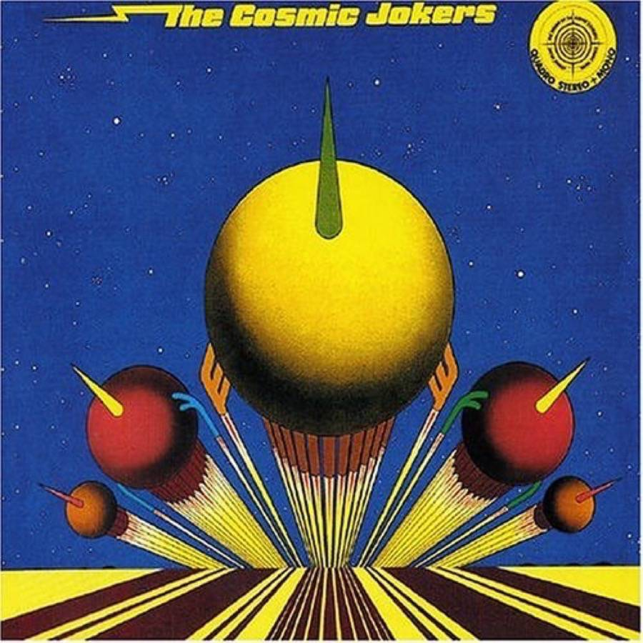 the cosmic jokers-the cosmic jokers