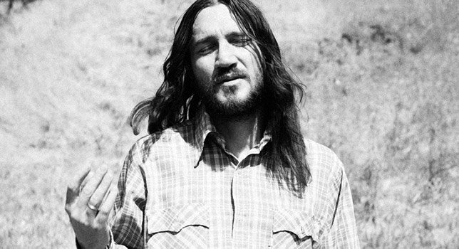 John Frusciante luca roncoroni