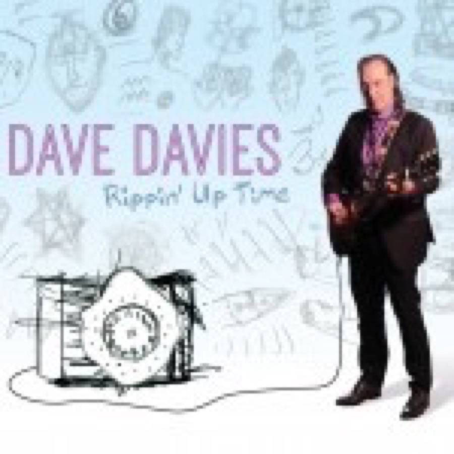 Dave Davies – Rippin' Up Time