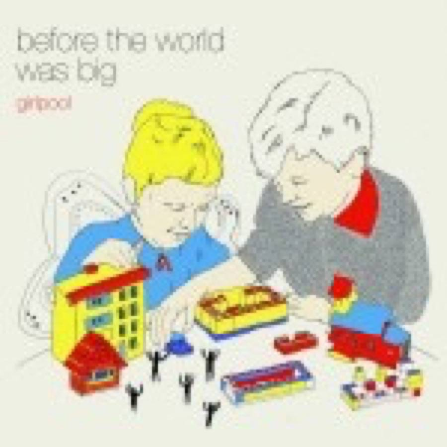 Girlpool – Before the World Was Big