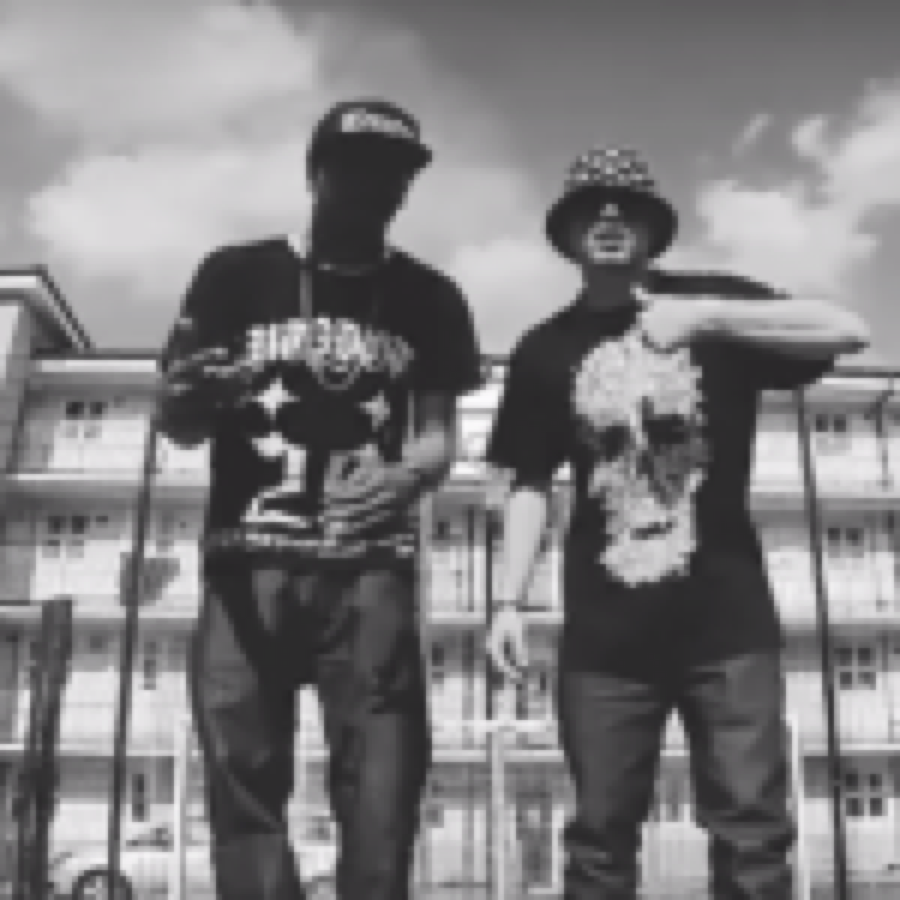 DJ Spinn & DJ Rashad feat. Danny Brown – Dubby