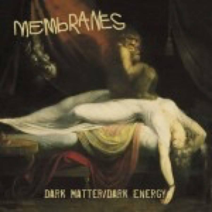 Membranes – Dark Matter / Dark Energy