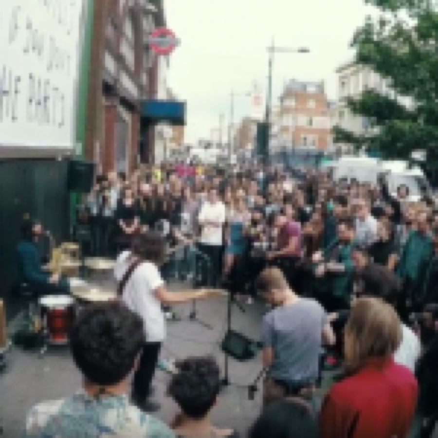 Courtney Barnett – Nobody Really Cares If You Don't Go To The Party