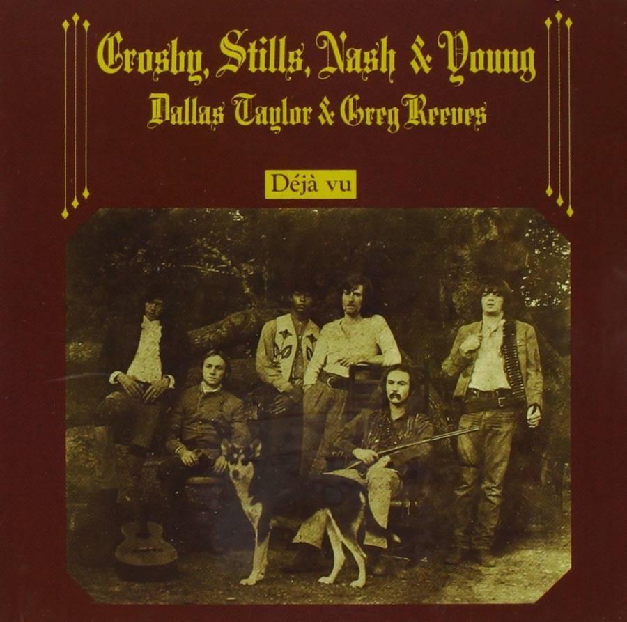 Crosby, Stills, Nash & Young – Déjà Vu