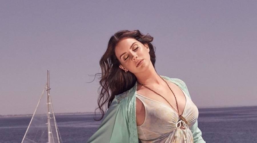Lana del rey salvatore il nuovo singolo estratto da for Art deco lana del rey