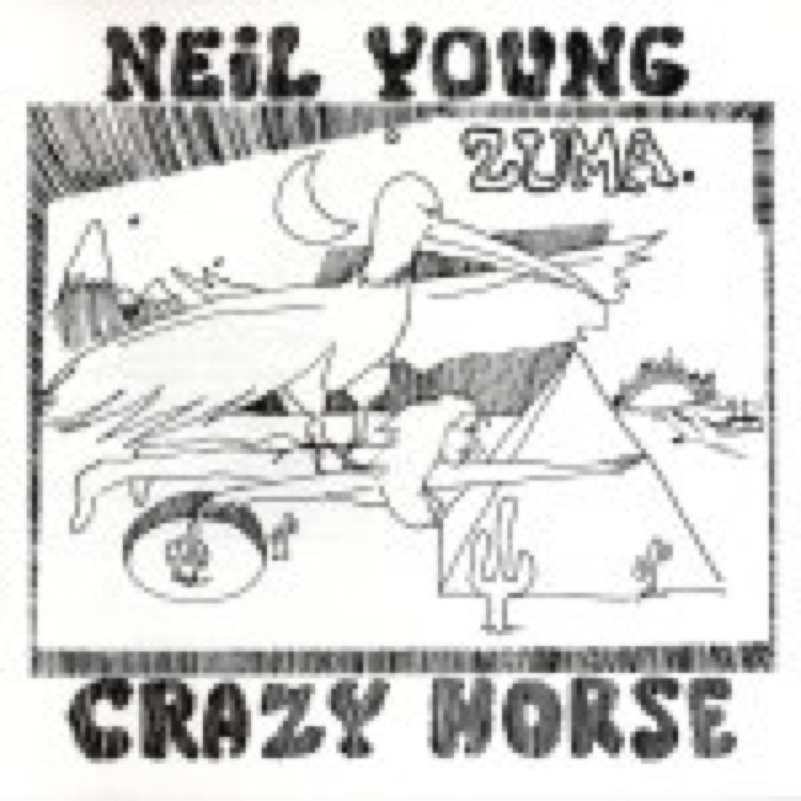Neil Young & Crazy Horse – Zuma