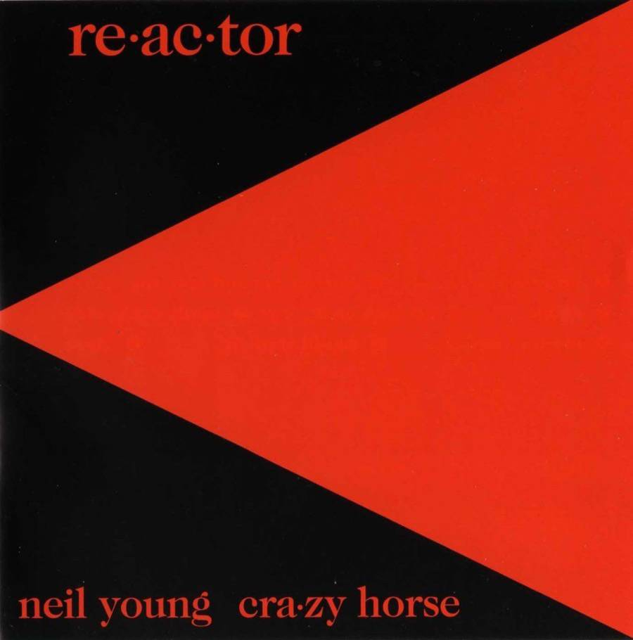 Neil Young - Re-ac-tor | Album, acquista | SENTIREASCOLTARE
