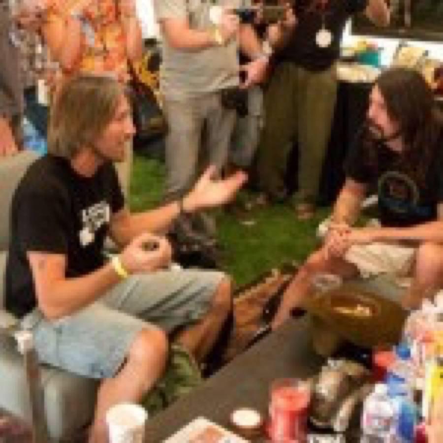 #rockin1000. Gli organizzatori confermano la disponibilità dei Foo Fighters a suonare a Cesena