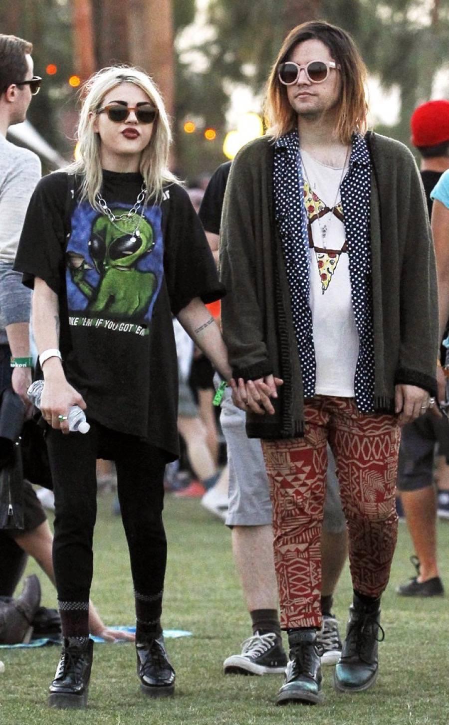 Frances Bean Cobain Divorzia Dopo 21 Mesi Di Matrimonio